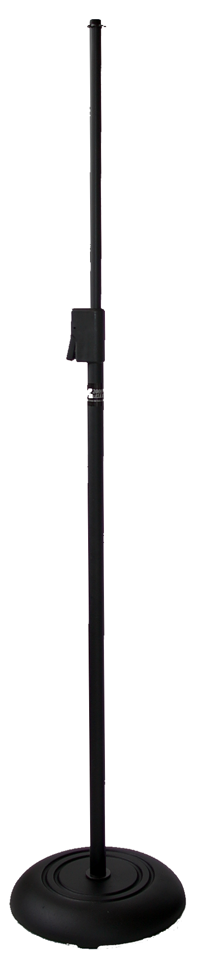 Audio 2000 Black, Finger-Push Mic. Stand With Cast-Iron Round Base (Ht: 33 1 or 2 - 61) AST4271B at Sears.com