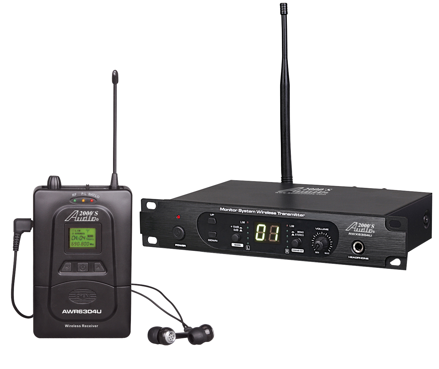 wireless machine monitoring